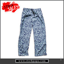 Ladies winter keep warm loose comfortable pyjama trousers