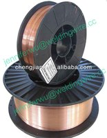 Copper Coated Welding Wire AWS 5.18 ER70S-6