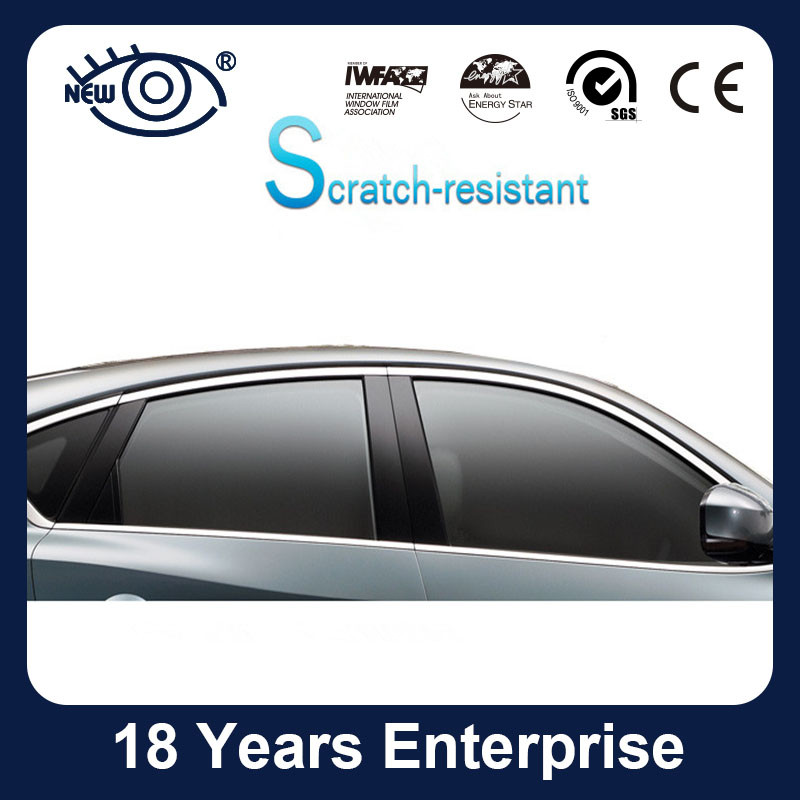 Automobile stickers anti-glare car dyed window tint film