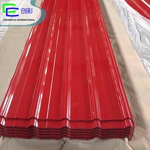 GI Galvanized color coated ppgi corrugated sheet roofing steel sheet
