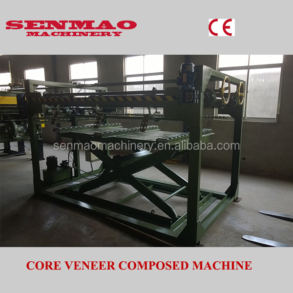 veneer stitching machine veneer composer