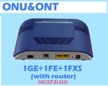 V-solution fiber optical network 1GE ftth gpon onu