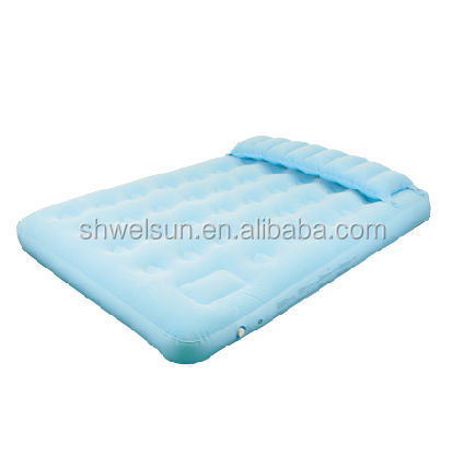 Relaxed fashionable durable Flocked Air Bed