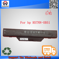 Brand new Akku HSTNN-OB51 laptop battery for Hp Compaq 550 610 615 6720s 6730s 6820s series