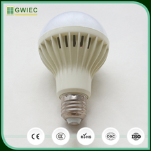 GWIEC Wenzhou Intelligent Infrared Sensor Residential Lighting 220V Led Lighting Bulbs 7Watts