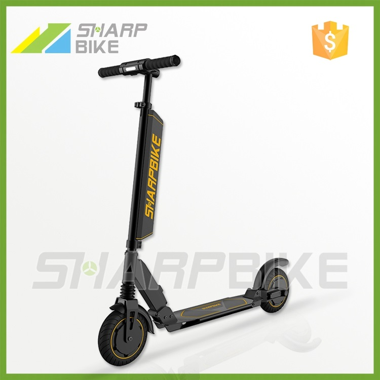8 Inch 350W electric foot scooter, 2 wheel foot scooter, stand up electric scooter