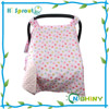 Hot Sales Two Layers 100% Cotton Car Seat Cover For Baby