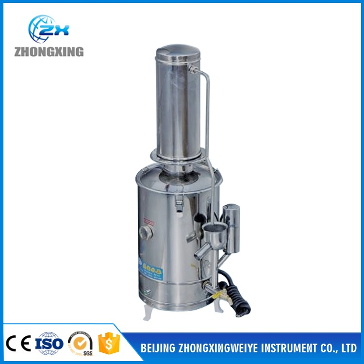 China top10 high quality products home/lab use water distiller