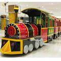 HOT Fashion Indoor Shopping Malls Electric Trackless Mini Train Kiddie Fun Rides