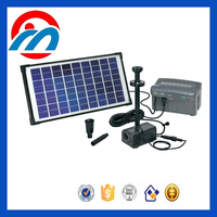 PV commercial solar sump power pump generation