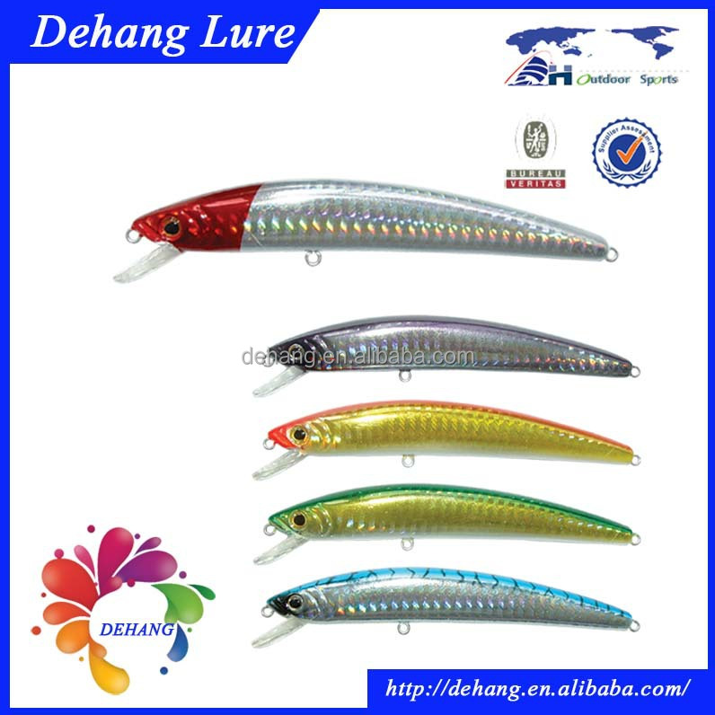 Chinese Wholesale Trolling Tuna Fishing Lures Squid OEM Sea Bass Lure