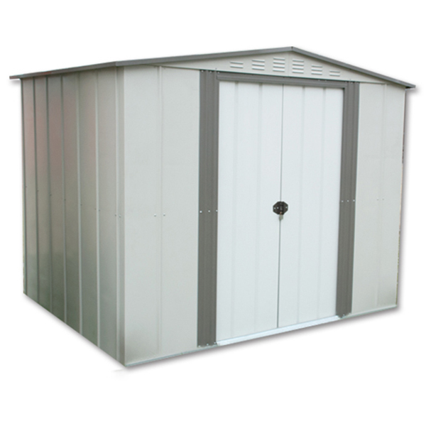2017 high quality prefabricated sheds,new outdoor hot sell steel shed prefab house