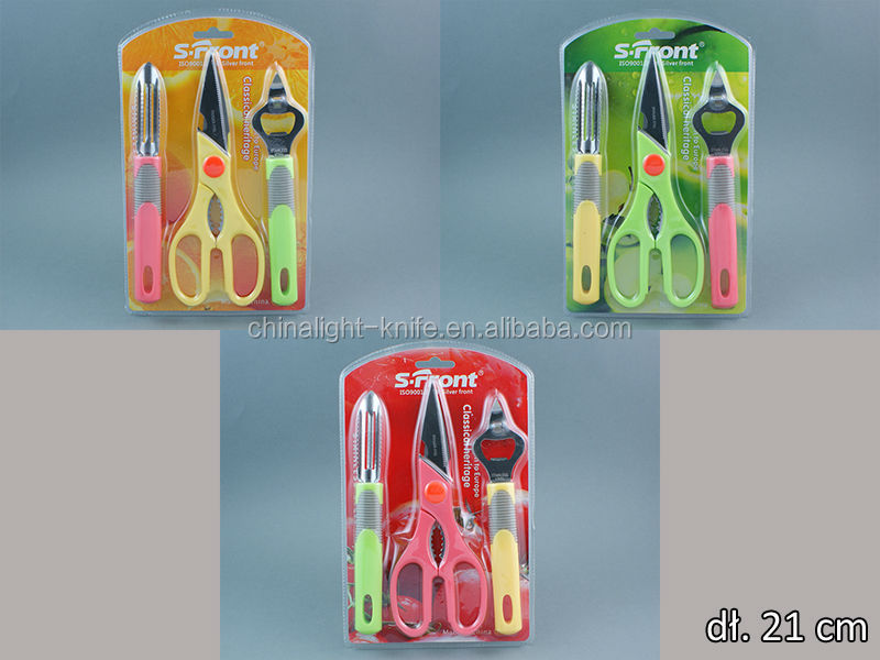 Multi purpose kitchen tools set