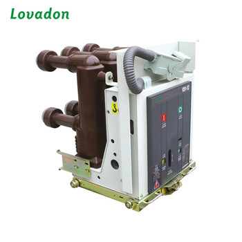 ZN63A / VS1-12 indoor 12kV High Voltage Vacuum Circuit Breaker