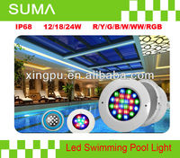 High Quality IP68 Above Ground Swimming Pool Lights