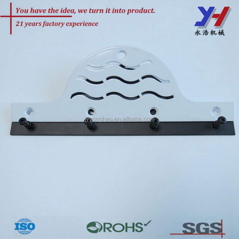 OEM ODM High Quality Custom Fabrication of Powder Coated Cabinet Decorative Plate