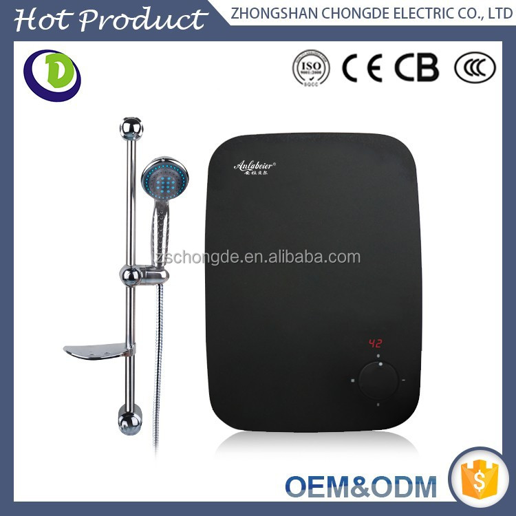 Kitchen Design Instant Electric Hot Water Geyser