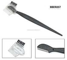Fashion Eyebrow Trimmer Razor Makeup Knife for Women