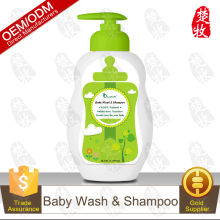 Customolized baby shampoo baby hair wash