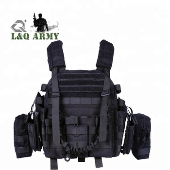 L&Q Tactic Vest stock and High Quality Safety Vest