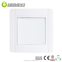 Factory Sale Brand 1 Gang 2 Way Europe Bed Lamp Switch