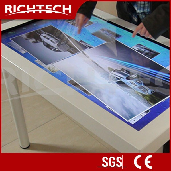 Richtech convenient to use multi touch screen panel with custom size for different needs
