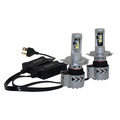 6000lm H4 Hi/low super bright LED car headlight with CE and RoHS approvals