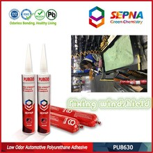 One component PU Sealant for Auto Windshied Direct Glazing free of Solvent and PVC