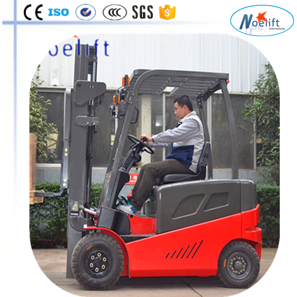 High capacity electric forklift trucks 2.5 Ton 6 Meter Electric Forklift with low price 2-3 tons battery forklift truck/new elec