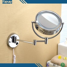 Fapully Modern Luxury Wall MakeUp Mirror With Led Light