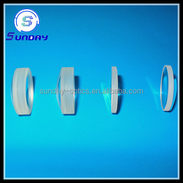 Cemented Double Convex Optical Lens Achromatic Lens