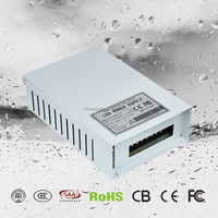 LED switched mode power supply 24v 400w case enclosed waterproof