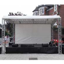 Outdoor Aluminum Event Stage Design For Concert