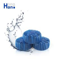 Gold supplier durable effective hanging blue bubble deodorant solid flush toilet bowl cleaner
