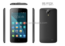 China cheap android 3G smart Phone M3 4.5inch MT6572 Dual-core mobile phone