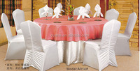 wholesale ruched chair cover