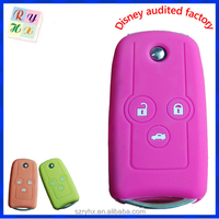 Top quality silicone car remote control cover made in China