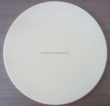Kings Union Pizza Accessories 15 inch cordierite pizza stone , pizza stone