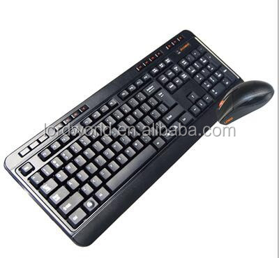 Free sample keyboard with Ultra-thin Multimedia wired keyboard for wireless keyboard touchpad