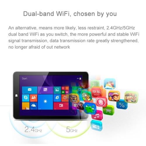Original Ramos i8pro 32GB, 8.0 inch Windows 8.1 Tablet PC