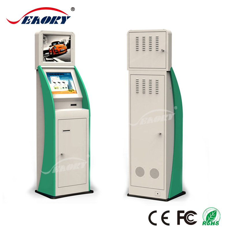 Bill payment kiosks with mei banknote acceptor high acceptance rate