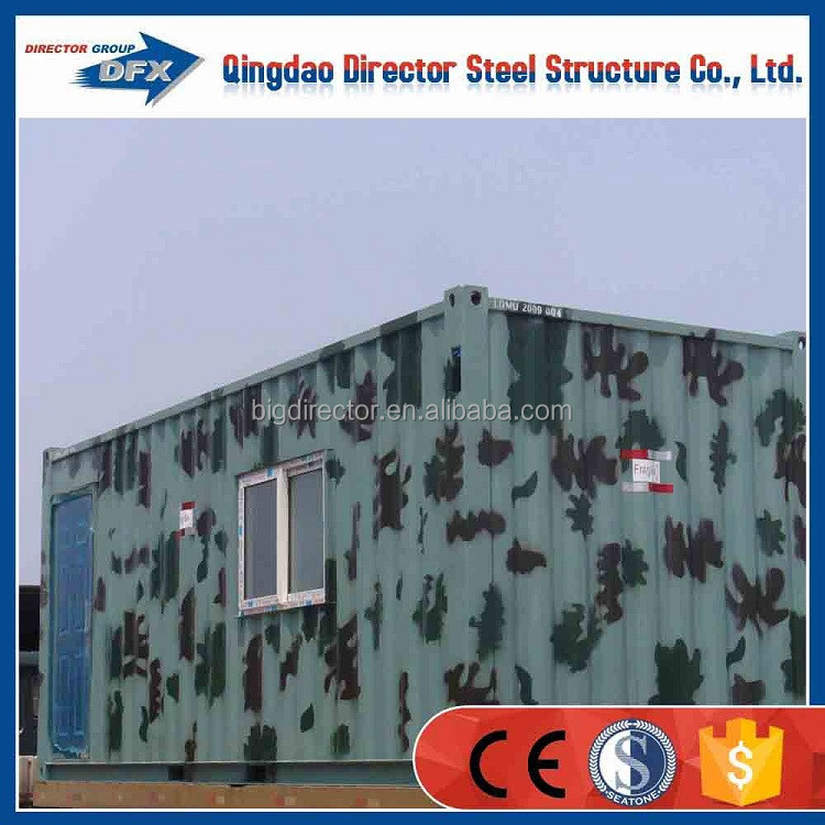 High quality prefabricated house container prices
