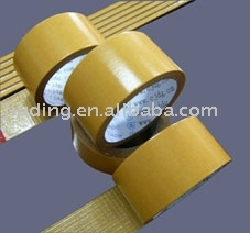 Double faced adhesive tape