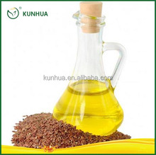 Low price raw flax seed oil for health care