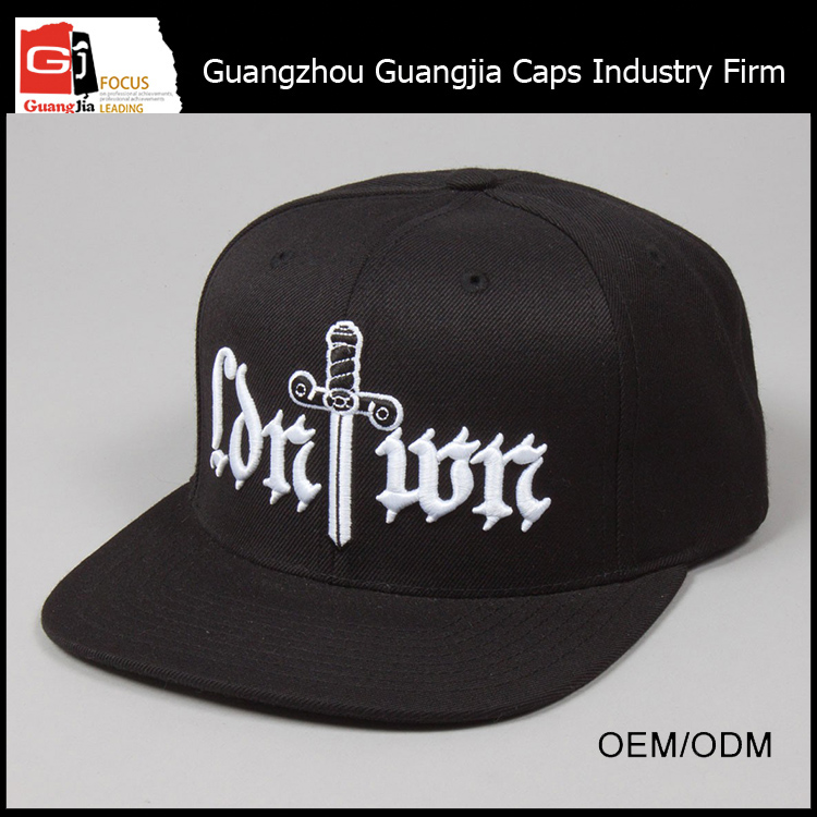 Guangjia Cap Factory Wholesale Custom Los Angeles Hat