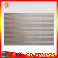 High quality modern stylish printed cork table mat and Eco-friendly silicone baking mat