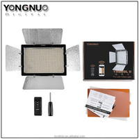 YONGNUO YN600L II 5500K YN600 II 600 Pro LED Video Studio Light For Nikon Cameras Camcorders + Remote Controller