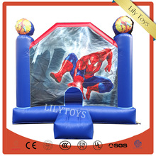 big inflatable bouncer , infaltable bouncer game for sale