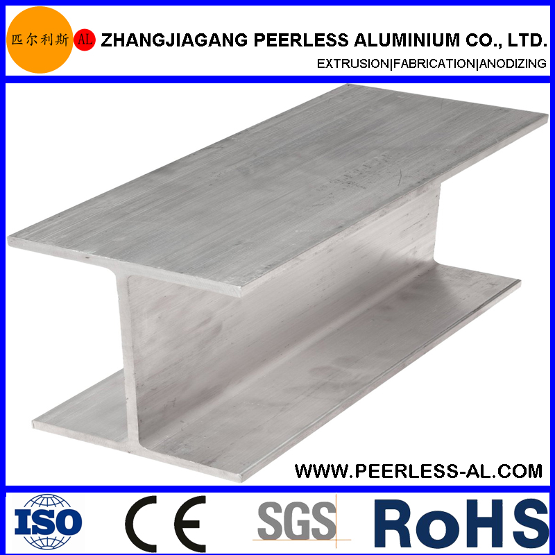 Factory good price for extruding aluminum beams widly used for industry