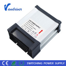 SMPS 12v 60w LED Power Supply Rainproof 5a Constant Voltage Switch Driver 110v 220v Ac to Dc Lighting Transformer IP67 White